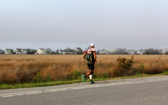 Dave Cockman approaches Nags Head (800x501)
